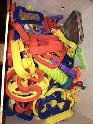 Play doh cutters for Sale in Baltimore, MD