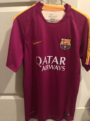 Barcelona NIKE Soccer Jersey Size Medium for Sale in Washington, DC