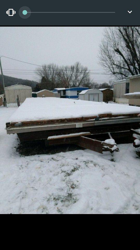 Mobile home trailer frame (General) in Endicott, NY - OfferUp