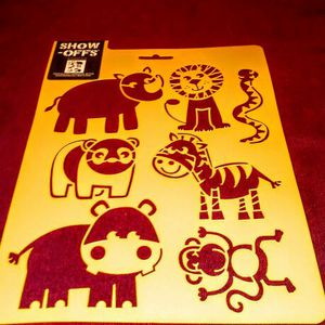 Animal stencils for cookies or any art project! for Sale in Pittsburgh, PA