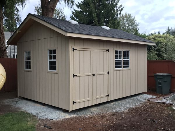 12x16 Shed For Sale In Puyallup Wa Offerup