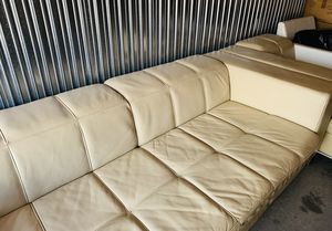 New and Used Leather sofas for Sale in Littleton, CO - OfferUp