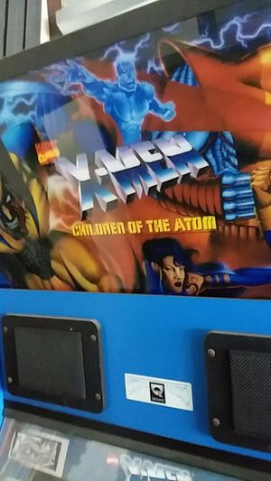 X men Full Size Arcade Game for Sale in Salt Lake City, UT