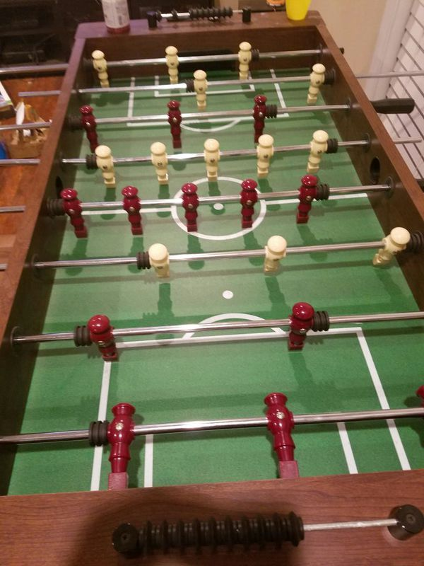 GamePower Foosball TableOne Rod Is Broken For Sale In Mint Hill NC - Gamepower foosball table