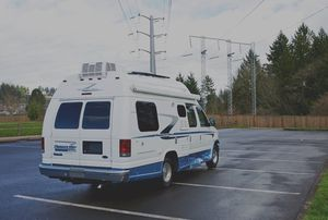 For sale Motorhome 02 Ford E350 Van RV full price listed for Sale in Washington, DC