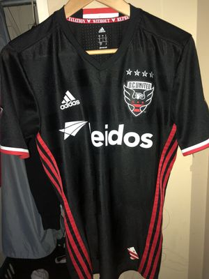 DC United Soccer Jersey for Sale in Annandale, VA