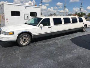 1997 Lincoln Towncar Limousine Price Reduced For Sale In Middletown