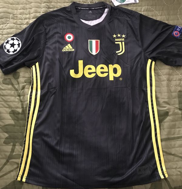 f1e5a7ca Juventus Away Jersey 2018-19 M, L & XL NWT for Sale in San Mateo, CA ...