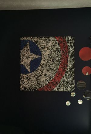 Large Captain America artwork for Sale in Columbus, OH
