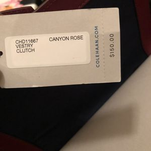 6a17b8fe9c5 Cole Haan Vestry Clutch for Sale in Las Vegas, NV - OfferUp