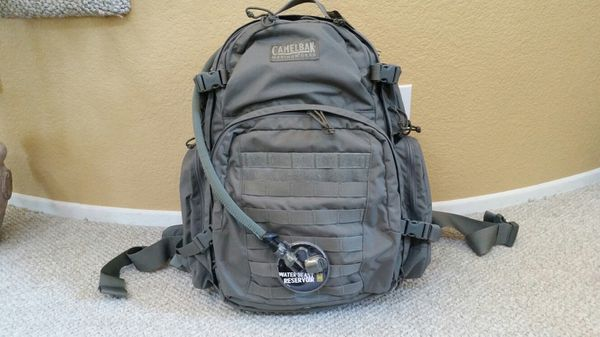 most popular sold worldwide lace up in CAMELBAK BFM PACK NEW WITH TAGS IN FOLIAGE GREEN for Sale in ...