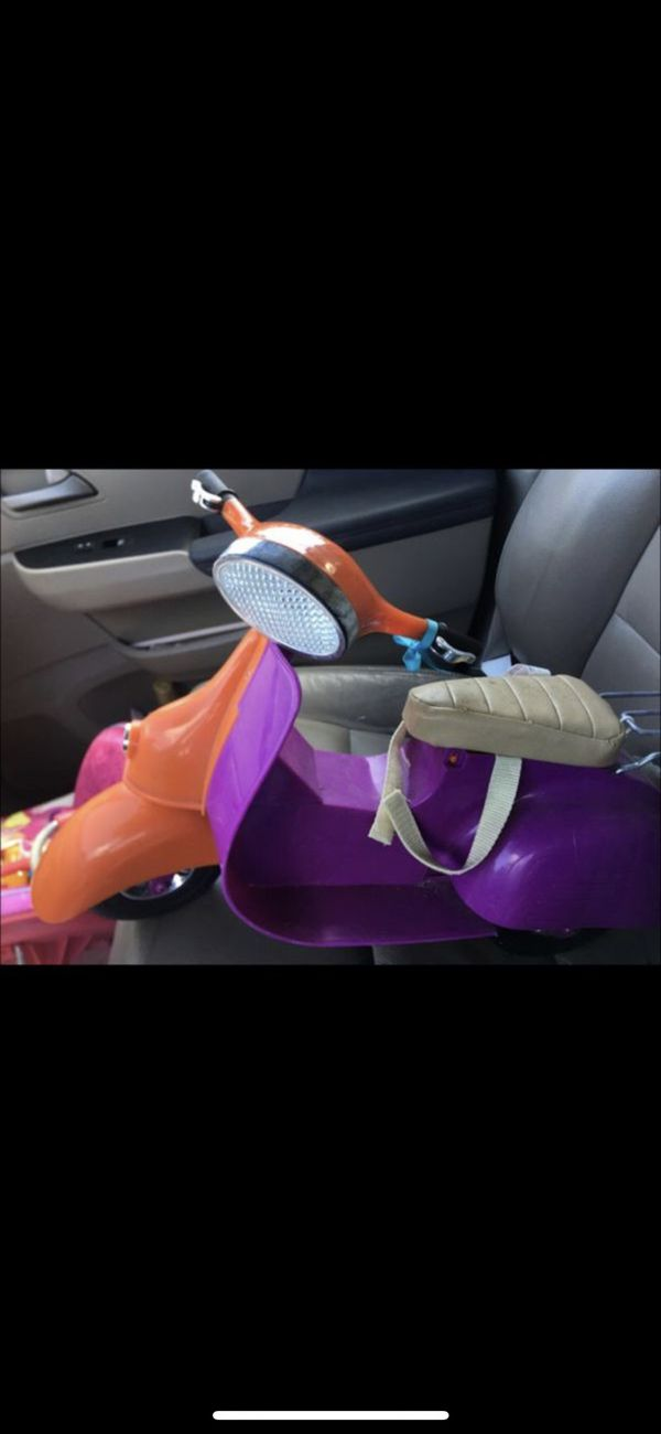 American Girl Doll Size Scooter For Sale In Delray Beach FL