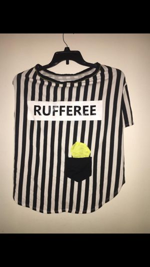 """""""Rufferee"""" XL Dog Costume for Sale in Rockville, MD"""