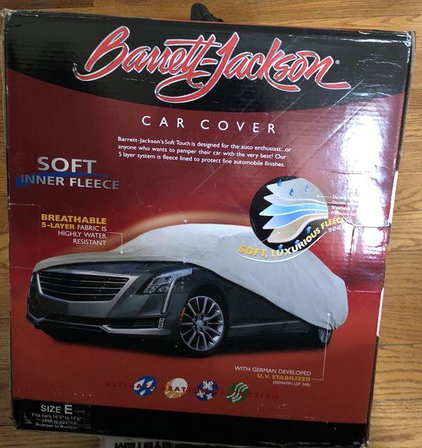 Barrett Jackson Car Cover For Sale In Garfield Nj Offerup