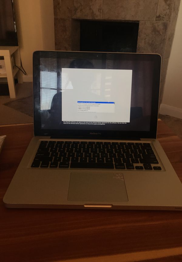 Used Macbook Pro >> Used Macbook Pro 13 Inch Display For Sale In Houston Tx Offerup