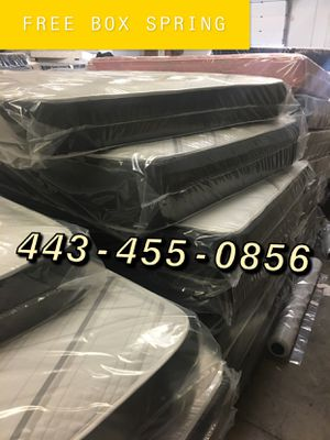 Photo BLOWOUT MATTRESS SALE FREE BOX SPRING SAME DAY DELIVERY