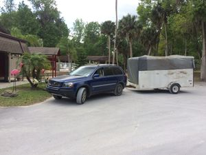 Photo Cheap box trailer $200