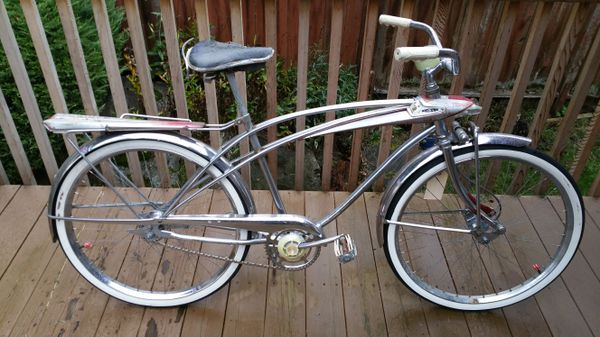 Rare Vintage 1964 Sears Spaceliner Deluxe 2 Speed for Sale in ...