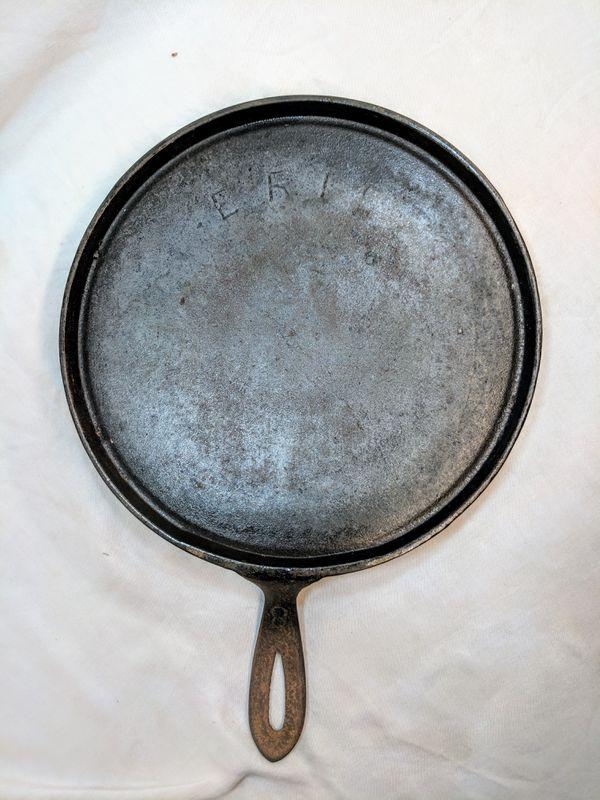 Erie No. 8 Vintage Cast Iron Griddle (Antiques) in Colorado Springs ...