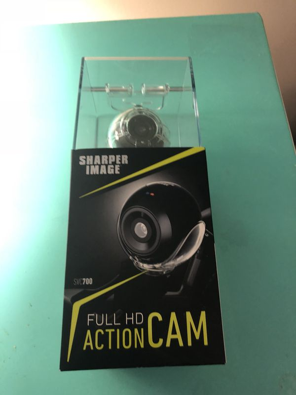 Sharper Image Full Hd Action Camera Brand New Bike Hiking Outdoor