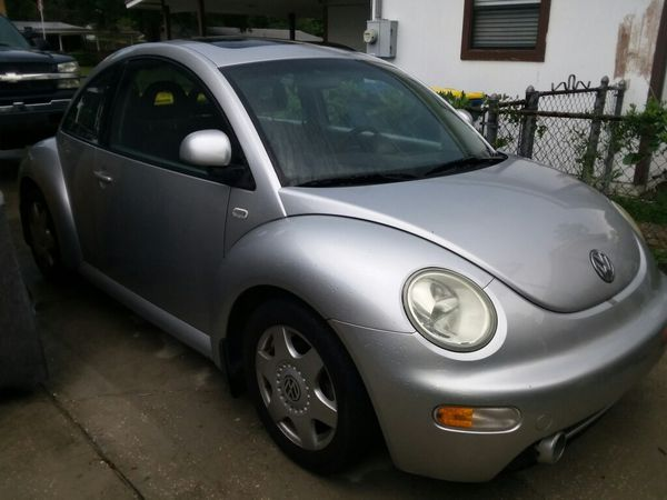 Used Car Dealerships In Jacksonville Nc >> 2000 VW beetle 5 speed for Sale in Jacksonville, FL - OfferUp