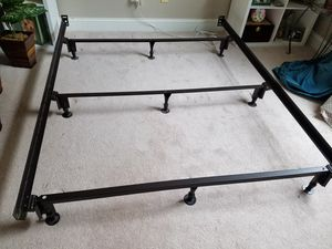 Sturdy queen size bed frame for Sale in Powhatan, VA