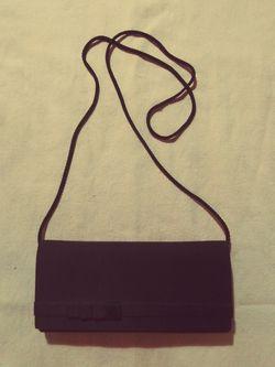 Vintage clutch with shoulder strap Thumbnail