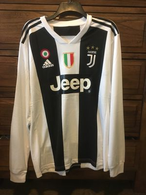 Juventus Cristiano Ronaldo  7 long sleeve Jersey for Sale in Charlotte f1dc55a63