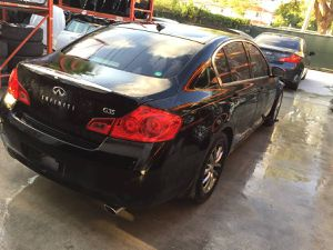 08-15 INFINITI G37 G35 Q40 PART OUT! for Sale in Fort Lauderdale, FL