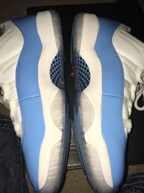 Jordan 11 North Carolina Size 11 BrandNew