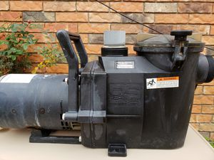 EXCELLENT condition, EMERSON 1081 Pool Motor for Sale in Irving, TX