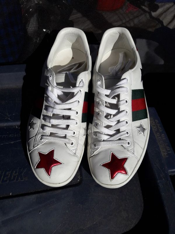 4df4ed5b0d66 Authentic Gucci shoes size 6 1 2 for Sale in Irwindale