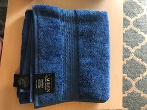 Lauren by Ralph Lauren Greenwich Luxurious Bath Towel for Sale in Aspen Hill, MD
