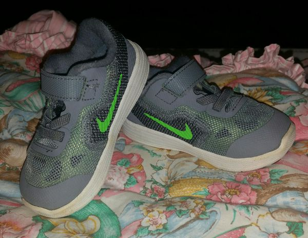 d8c3b935035 Nike Revolution 3 Toddler Boy Shoes for Sale in Middletown