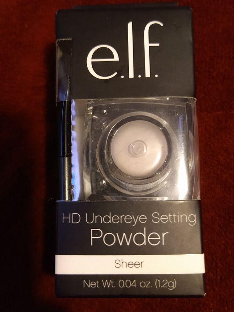 Elf Under Eye 👁️ Setting Powder