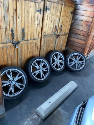 Photo Bmw oem m2 rims