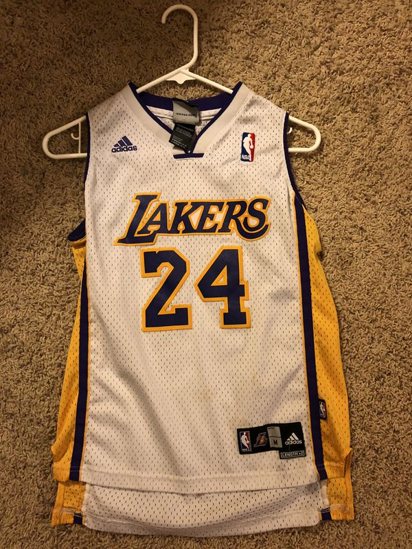 1af21f1649a New and Used Lakers jersey for Sale in Claremont