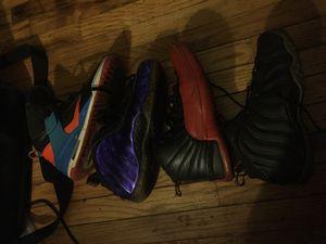 Jordan's and foamposites for Sale in PRNC FREDERCK, MD