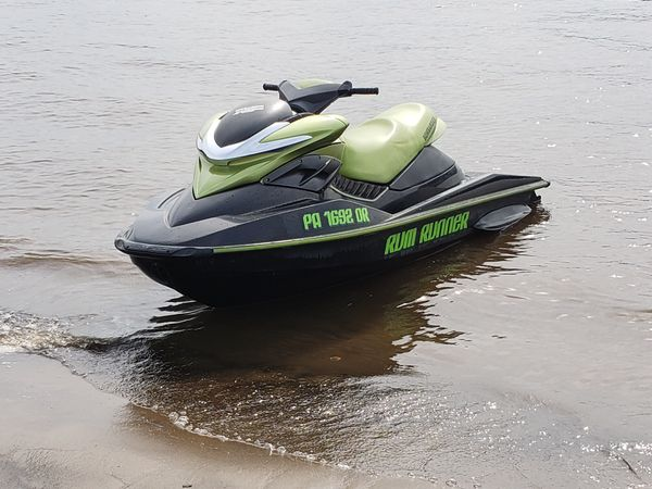 Seadoo rxp215 w/trailer supercharged