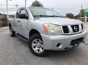 2004 Nissan tittan for Sale in Silver Spring, MD