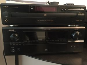 New and Used Audio receiver for Sale in Riverside, CA - OfferUp