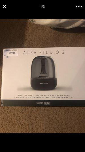 Aura studio 2 Bluetooth speaker for Sale in Kensington, MD