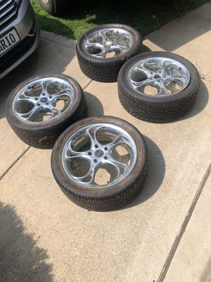 RIMS 4sale $250 OBO for Sale in Cleveland, OH