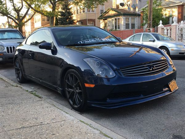 2004 Infiniti G35 Coupe For Sale In Queens Ny Offerup