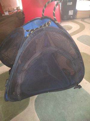 Pop up dog kennel made of cloth medium5 for Sale in San Jacinto, CA