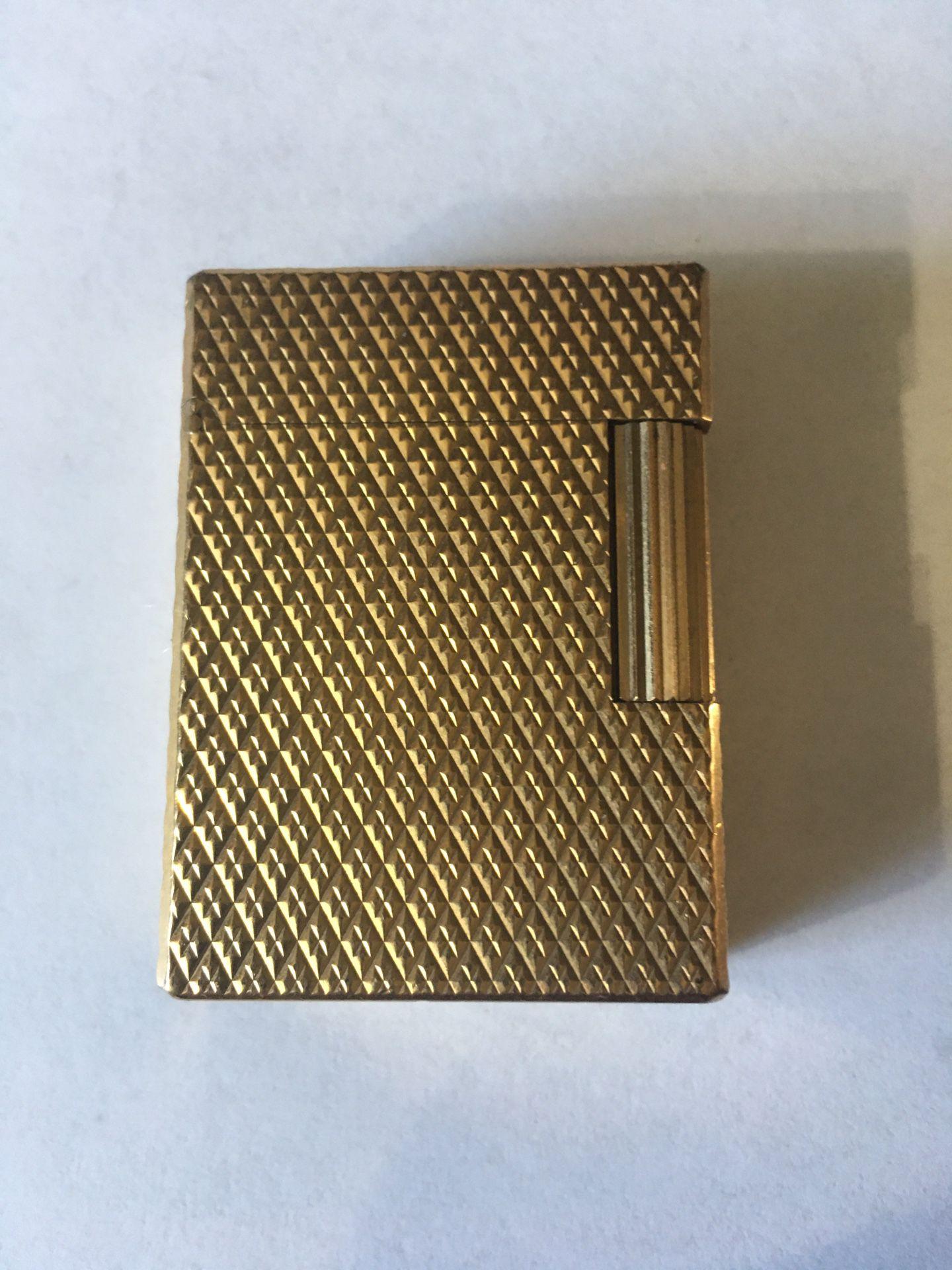 Vintage S.T.Dupont lighter