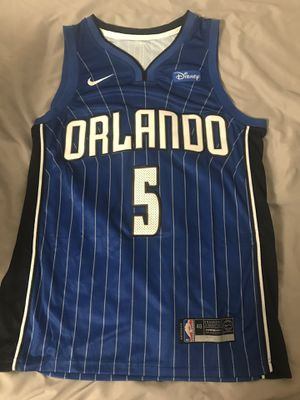 new arrival c7329 4c5a2 Nike Mo Bamba Orlando Magic Basketball Jersey Size M for Sale in West  Hollywood, CA - OfferUp