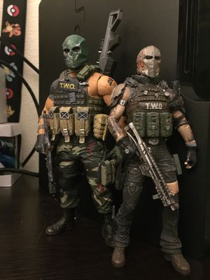 Army of TWO action figures for Sale in Winchester, CA