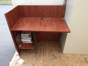 Small wooden desk for Sale in West Springfield, VA