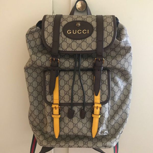 Gucci backpack tiger Louis Vuitton Prada snake for Sale in Los ...
